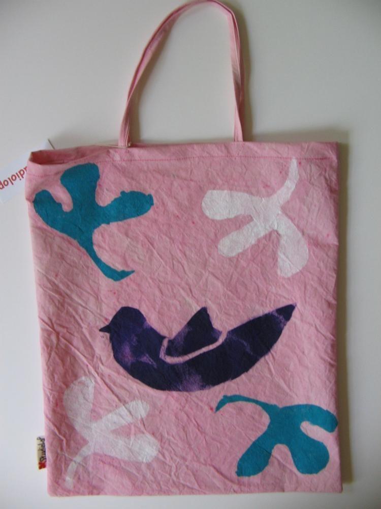 "15""x13"", Acrylic based Textile paints on Cotton, 2011,"