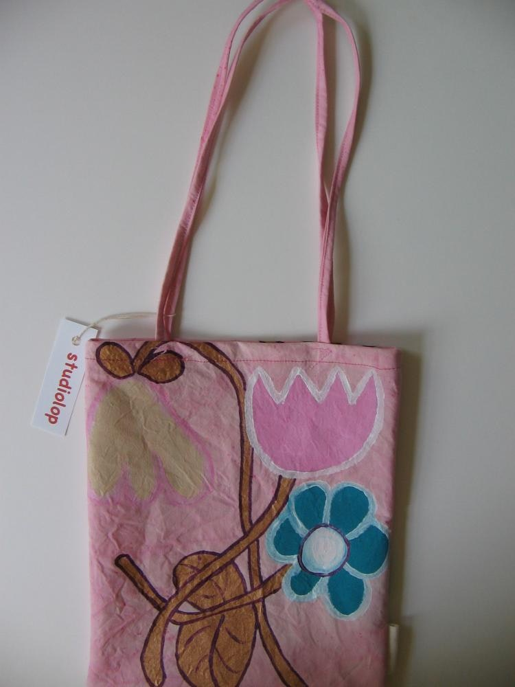 "10""x9"", Acrylic based Textile paints on Cotton, 2011,"
