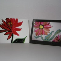 Good Quality Card - designs from Barbara's work